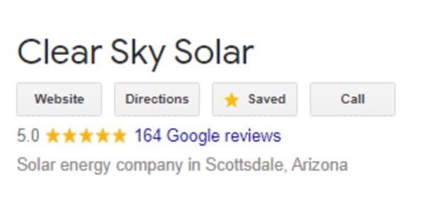 best solar energy companies
